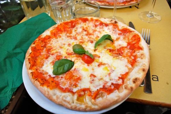 Roman pizza!
