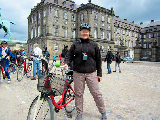 copenhagen bike tour