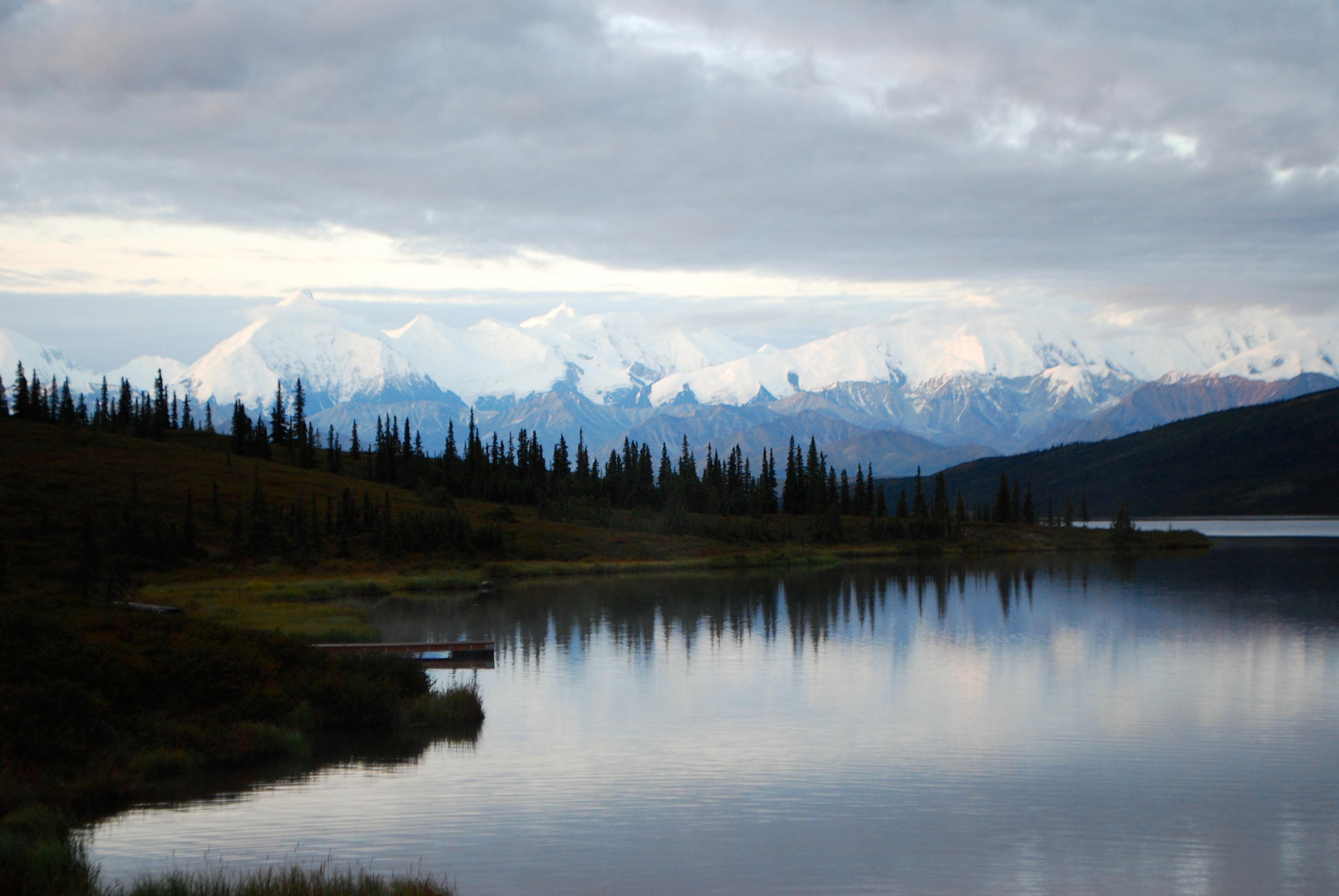 Lugares para visitar en Alaska