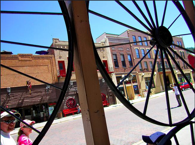 Deadwood, South Dakota, 2011