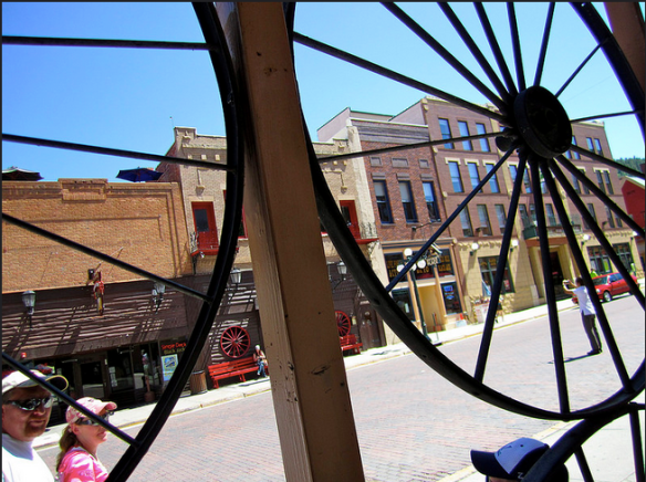 Deadwood, South Dakota, 2011